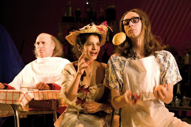 Shake Nice - Critique sortie Théâtre Nice _THEATRE NATIONAL DE NICE