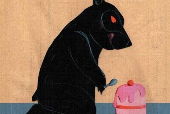 Anna, Léo et le gros ours de l'armoire, un conte musical pour découvrir l'orchestre. ©Amélie Jackowski