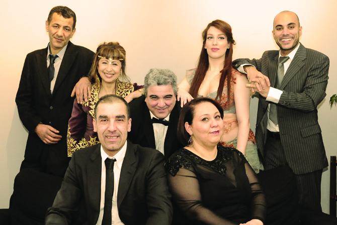 Cabaret TAM TAM - Critique sortie Jazz / Musiques Paris cabaret saubage