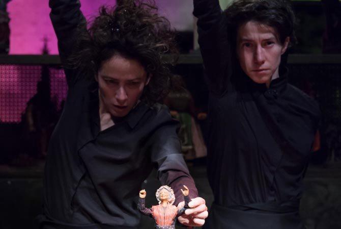 Les Misérables - Critique sortie Théâtre Clamart Théâtre Jean-Arp