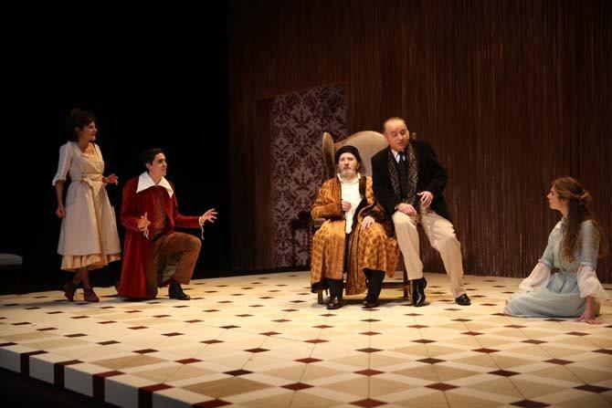 Le Malade imaginaire - Critique sortie Théâtre Strasbourg Théâtre National de Strasbourg