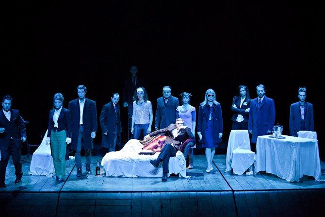 LE FAISEUR - Critique sortie Théâtre Paris Théâtre des Abbesses