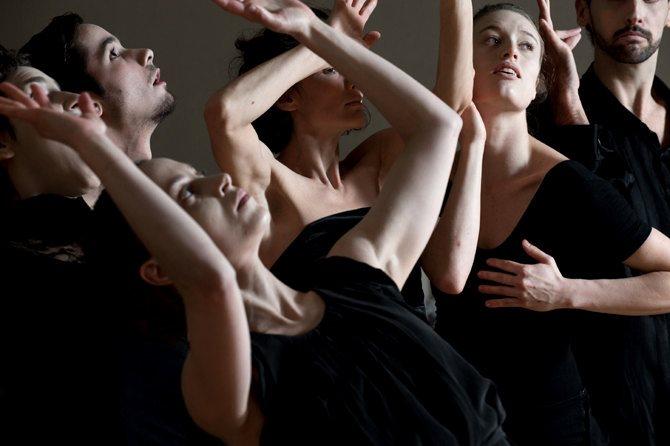 Lied Ballet - Critique sortie Danse Paris Théâtre national de Chaillot