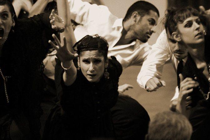 Los Pajaros Muertos - Critique sortie Danse Fontenay-sous-Bois Salle Jacques Brel