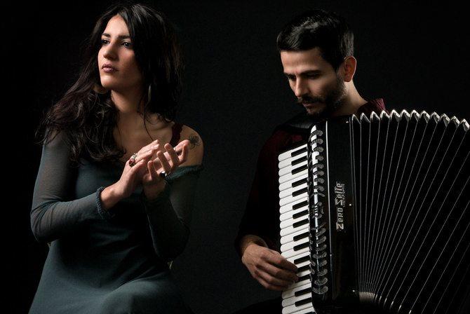 Rachele Andrioli & Rocco Nigro + Louisa Baileche - Critique sortie Jazz / Musiques Paris Studio de l'Ermitage