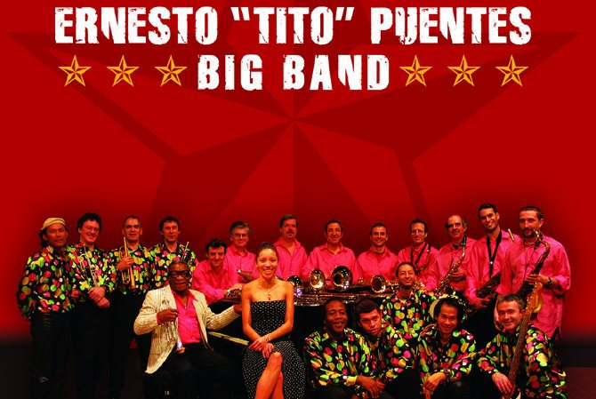 Ernesto Tito Puentes - Critique sortie Jazz / Musiques Aulnay-Sous-Bois THEATRE JACQUES PREVERT