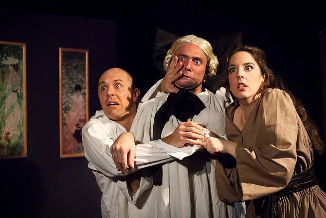George Dandin et A la folie Feydeau ! - Critique sortie Théâtre Saint-Maur-des-Fossés Théâtre de Saint Maur