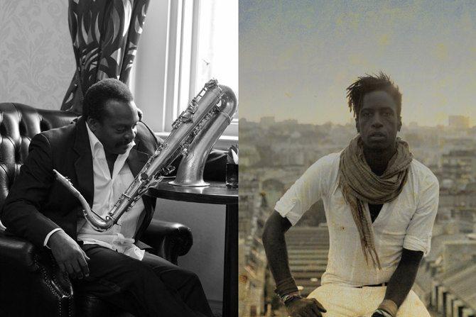 David Murray et Saul Williams - Critique sortie Jazz / Musiques Saint-Ouen Espace 1789