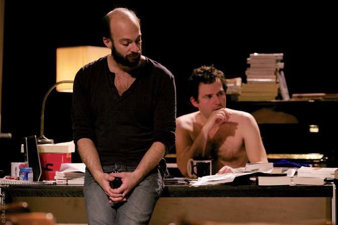 En Route-Kaddish - Critique sortie Théâtre Paris Théâtre de la Bastille
