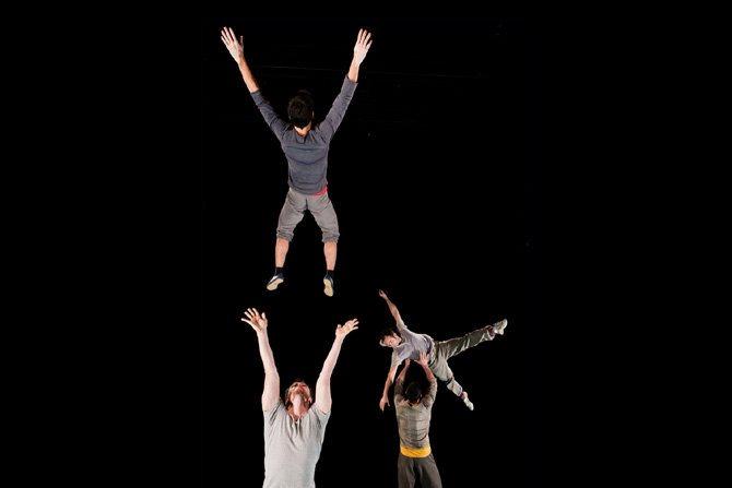 Face Nord - Critique sortie Cirque Antony Espace Cirque d'Antony