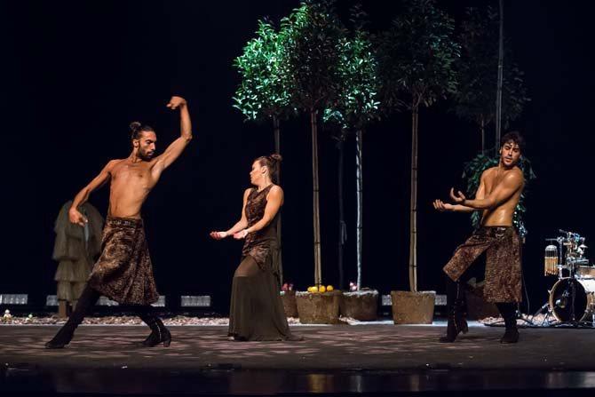 2e Biennale d'art flamenco - Critique sortie Danse Paris Théâtre national de Chaillot