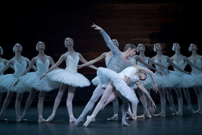 Le Lac des Cygnes - Critique sortie Danse Paris Opéra Bastille