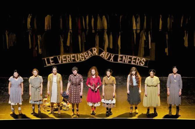 Le Verfugbär aux Enfers - Critique sortie Classique / Opéra Guyancourt La Ferme de Bel Ebat – Théâtre de Guyancourt