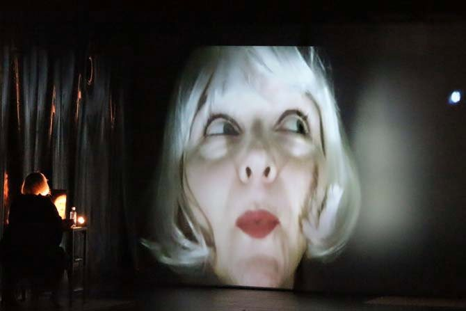 Les Eaux lourdes - Critique sortie Théâtre Paris _Le Lucernaire