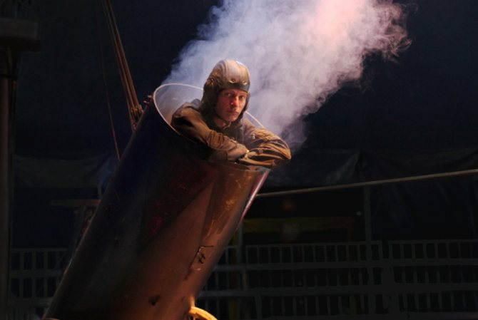 L'Homme-Cirque - Critique sortie Théâtre Paris Le 104