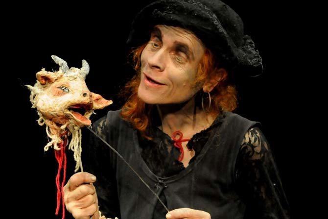 Sinon je te mange - Critique sortie Théâtre Nogent-sur-Marne La Scène Watteau