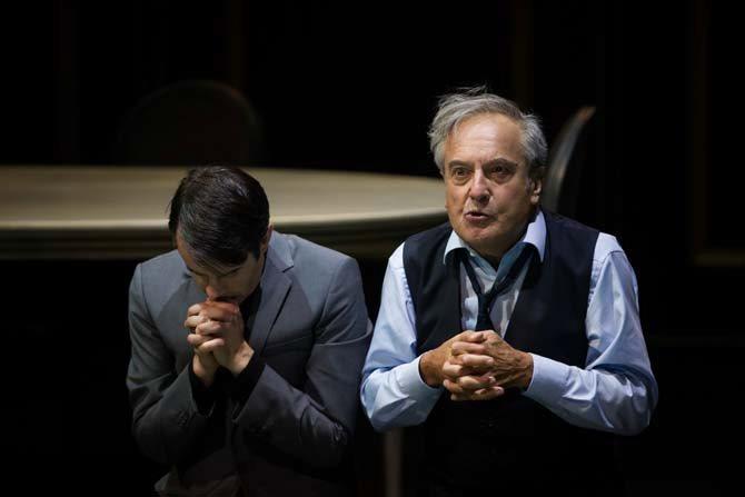 Tartuffe - Critique sortie Théâtre Aubervilliers Théâtre de la Commune