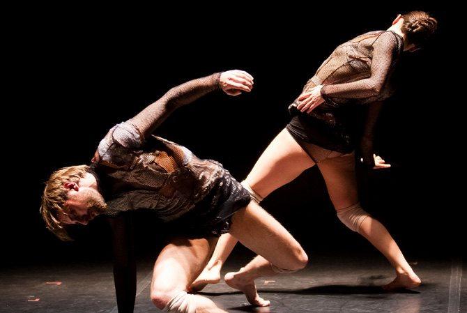 Trois études de séparation - Critique sortie Danse Bezons Théâtre Paul Eluard