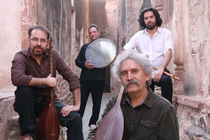 Ensemble Shams - Critique sortie Jazz / Musiques Paris Théâtre de la Ville