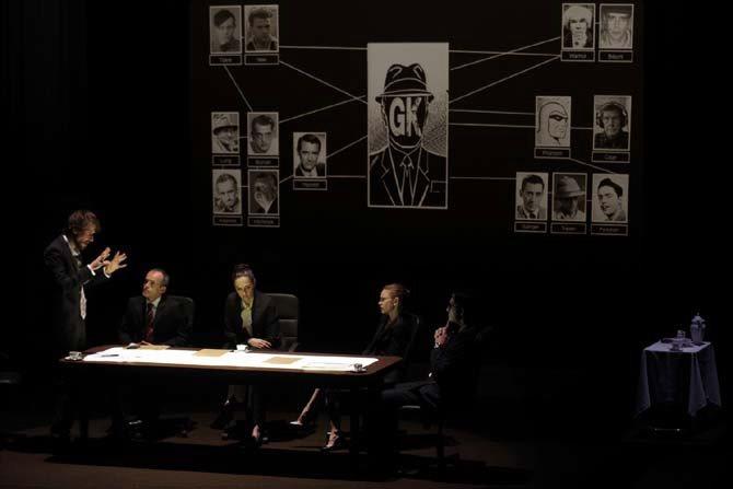 George Kaplan - Critique sortie Théâtre Paris Théâtre de la Tempête