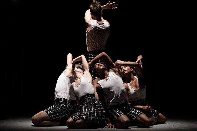 L.A. Dance Project - Critique sortie Danse Paris Théâtre du Châtelet