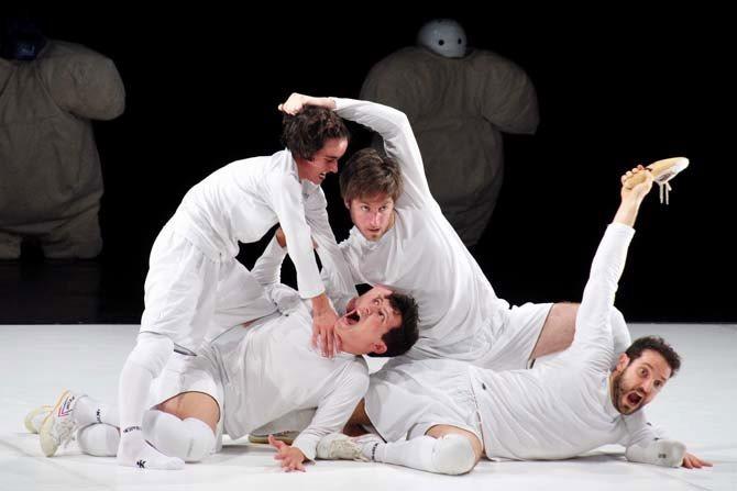 Le répertoire de Dernière Minute - Critique sortie Danse Bezons Théâtre Paul Eluard
