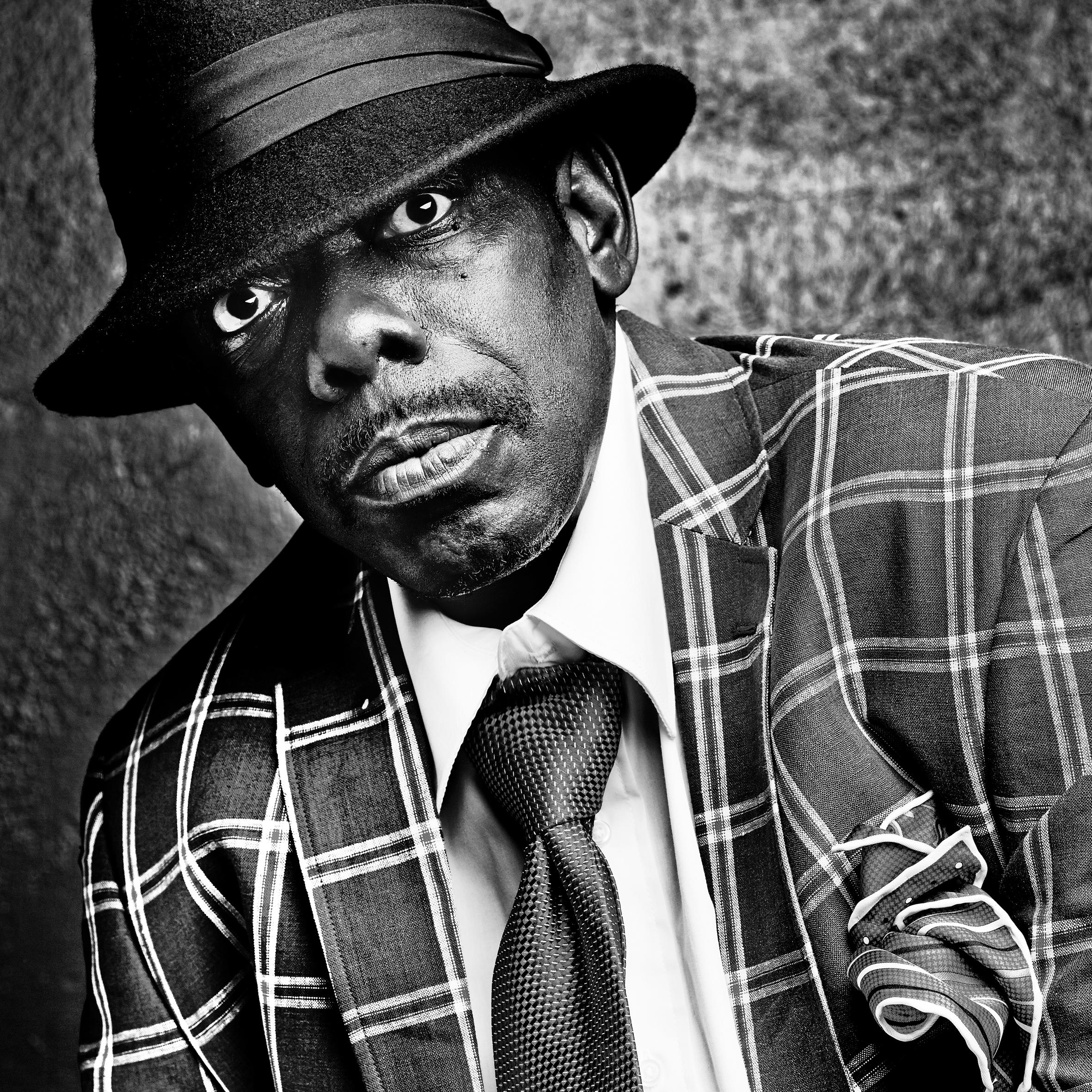 Moh Kouyaté et Lucky Peterson - Critique sortie Jazz / Musiques Gonesse Salle Jacques Brel
