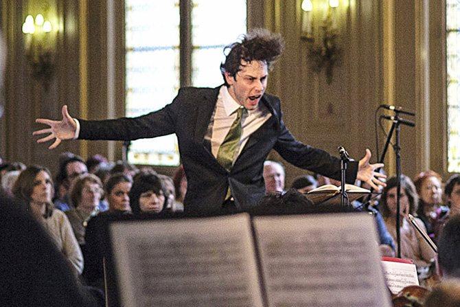 Le chef qui monte (le son) - Critique sortie Classique / Opéra saint denis
