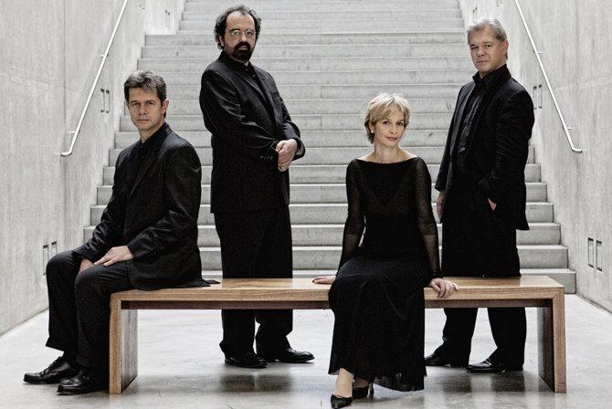 Quatuor Hagen - Critique sortie Classique / Opéra Paris Auditorium du musée du Louvre