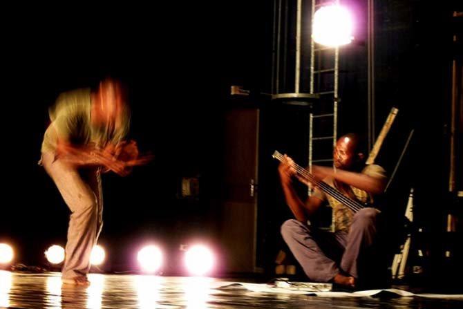 Regard Ex/terne - Critique sortie Danse Vitry-sur-Seine
