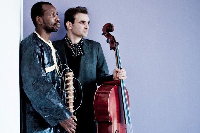 Ballake Sissoko / Vincent Segal - Critique sortie Jazz / Musiques L'Ile-Saint-Denis Centre Culturel Jean Vilar