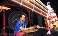 Art musical javanais, le gamelan a influencé Debussy, Messiaen, Satie ou encore John Cage.  © Franck Testut
