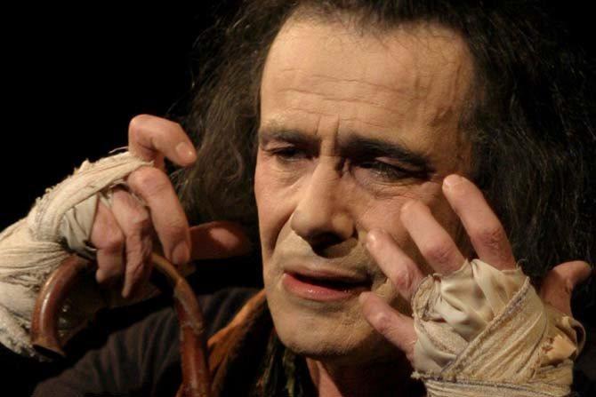 Charles Gonzalès devient Camille Claudel, Thérèse d'Avila et Sarah Kane - Critique sortie Théâtre Paris Théâtre de l'Epée de Bois