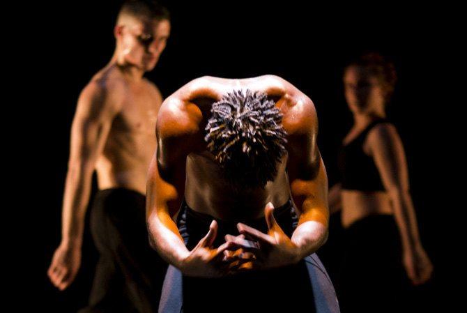 Dyptik - Critique sortie Danse Pantin Centre national de la danse