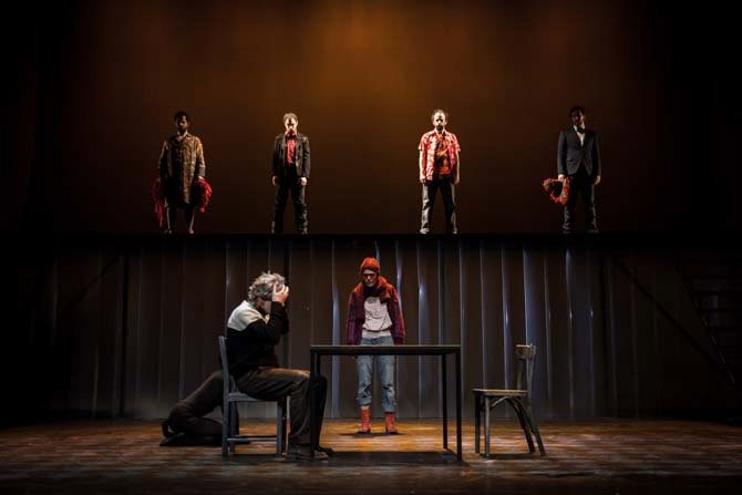 Idem - Critique sortie Théâtre Beauvais Théâtre du Beauvaisis