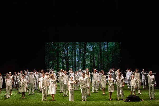 La Flûte enchantée - Critique sortie Classique / Opéra Paris Opéra Bastille