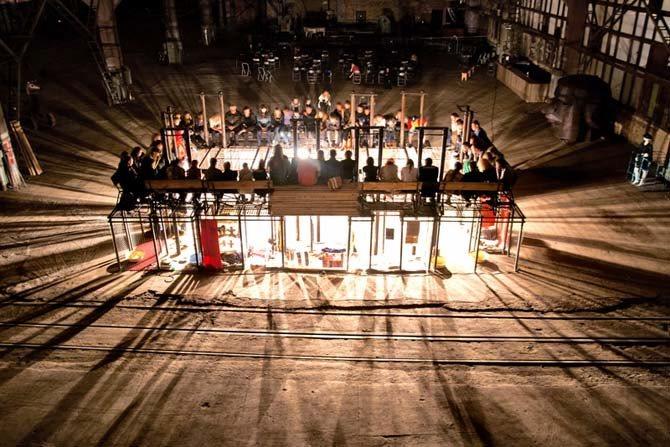La Maison des Chiens - Critique sortie Théâtre Paris Le Monfort