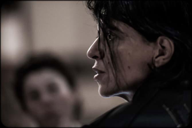 Myriam Saduis et Valérie Battaglia / Amor mundi - Critique sortie Théâtre Cergy-Pontoise Théâtre 95