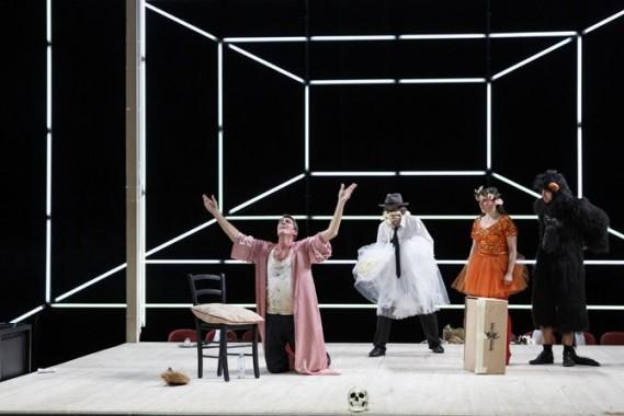Le monde est un théâtre… © Christophe Raynaud de Lage