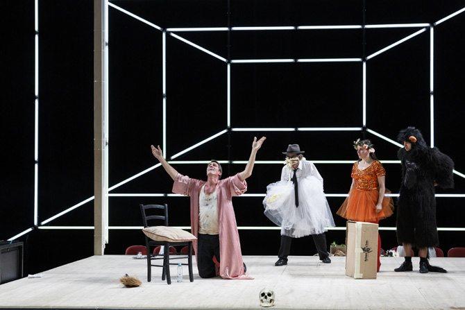 Orlando ou l'Impatience - Critique sortie Théâtre Paris Théâtre de la Ville