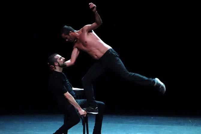 Rencontre - Critique sortie Danse Sceaux Les Gémeaux