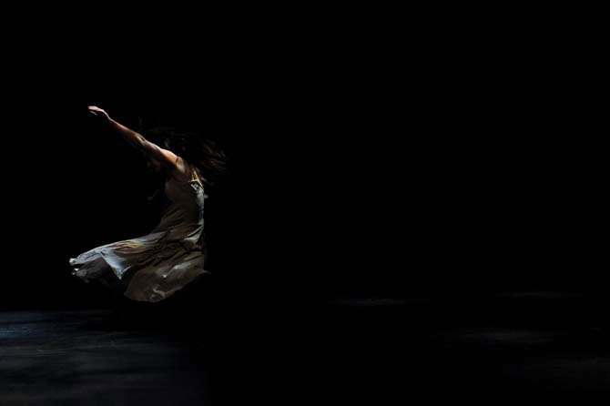 Signes de printemps - Critique sortie Danse Paris Studio Le Regard du Cygne