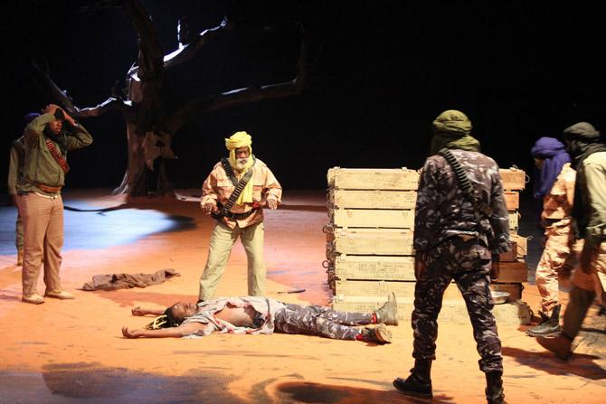 Tête d'Or - Critique sortie Théâtre Paris Théâtre de la Tempête