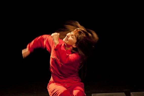 Ariane Ascaride dans Touchée par les Fées. Crédit : J.-L. Fernandez