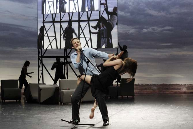 Complexity of Belonging - Critique sortie Théâtre Paris Théâtre national de Chaillot