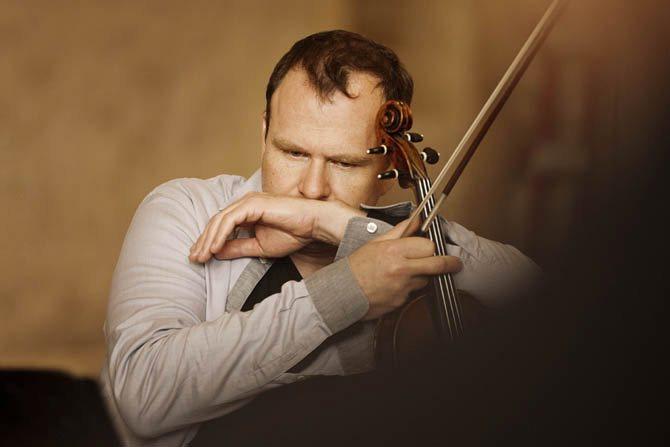 Le violoniste équilibriste - Critique sortie Jazz / Musiques Coutances Théâtre Municipal de Coutances
