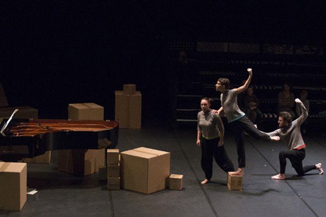 La Cérémonie - Critique sortie Danse Créteil Maison des Arts de Créteil
