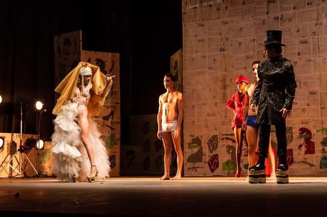 Festival Passages 2015 - Critique sortie Théâtre Metz Festival Passages