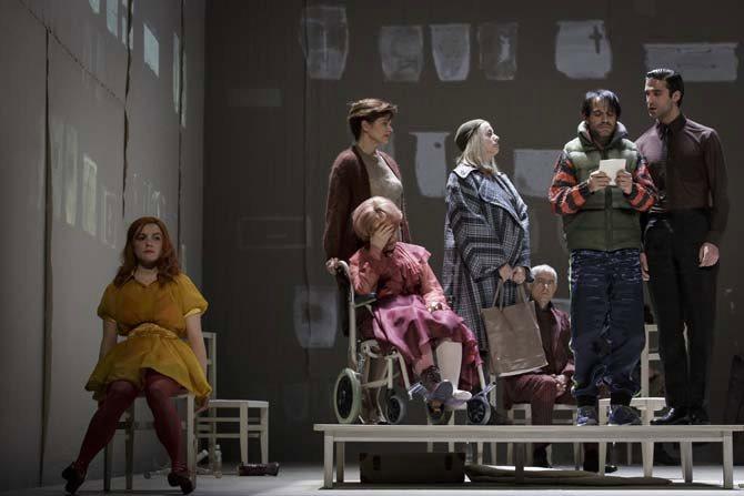 Innocence - Critique sortie Théâtre Paris Comédie-Française