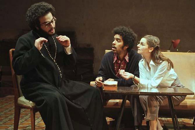 Les optimistes - Critique sortie Théâtre saint denis Théâtre Gérard-Philipe